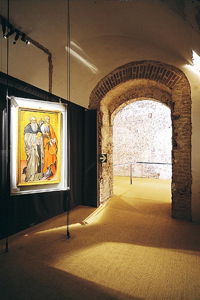 Great ANTIQUARIATO SIENA, Arch. Guido Canali