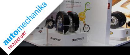 "Stand per fiera AUTOMECHANIKA"" border="