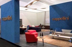 spazio fieristico CAPPELLINI