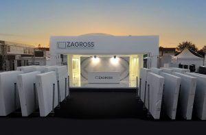 spazio espositivo ZAGROSS