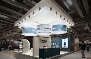 stand personalizzato per Cormons