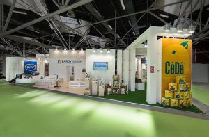 stand OPR per Laroy Group