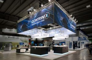 allestimento personalizzato per Contrinex